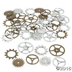 Watch Gears - Oriental Trading