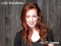 As It Seems~Lily Kershaw
