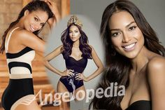 Colombia's delegate Andrea Tovar is wishing for the Miss Universe 2016 crown