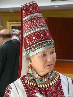 Erzya woman