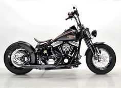 2009 Harley Cross bones.