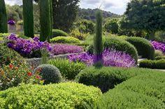 Provence Jardin méditerranéen par Viveros Pou Nou