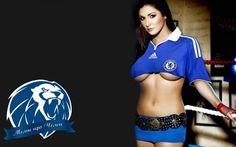 Chelsea Girl 195 Chelsea Fans, Chelsea Girls, Chelsea Football, Football Tops, Football Girls, Chelsea Fc Wallpaper, Soccer Guys, Stamford Bridge, Ac Milan