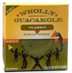 High Pressure Processed Guacamole