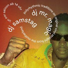 Herr Wempe a/k/a DJ Soulsonic: Mr. Magic @ OOR Records