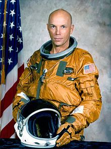 Franklin Story Musgrave; STS-6, STS-51F, STS-33, STS-44, STS-61, STS-80