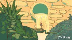 Teaser do curta francês Typha, do Monkey Eggs Animation   THECAB - The Concept Art Blog