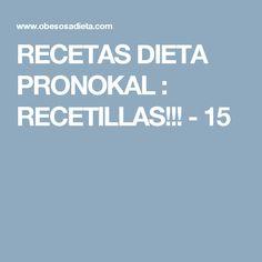 Dieta proteica pronokale