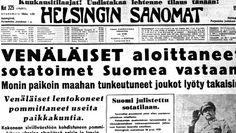 1930-luku – jäähyväisiä | Wulffin tarinoita The Old Days, Helsinki, Event Ticket, Google, Vintage, Historia, Vintage Comics