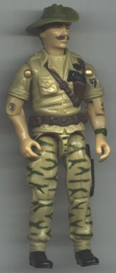 (1984) GI Joes were my favorite toys throughout my early years... I think I actually owned this one... (=