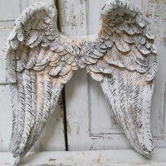 Shop Angel Wings Painting on Wanelo