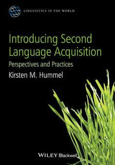 Introducing second language acquisition : perspectives and practices. Please visit publisher's website for more information. Ebook available here: http://lib.myilibrary.com/Open.aspx?id=553191
