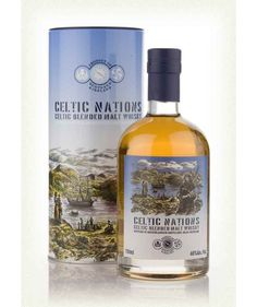 Baggot Street Wines Celtic Nations Celtic Blended Malt - Spirits Baggot Street Wines