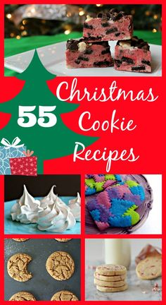 55 Christmas Cookie Recipes