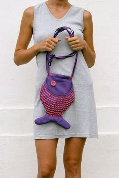 Fish Bag Purse
