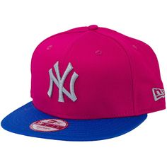 1647442d5bc New Era Seasonal Pop 9fifty Cap NY Yankees Men s Hats