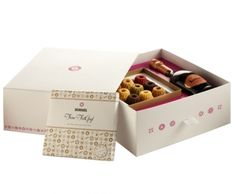FestGugl plus Champagner Ruinart Rosé in der starken Gugl Geschenk-Box: Das perfekte Weihnachtsgeschenk für Kunden!