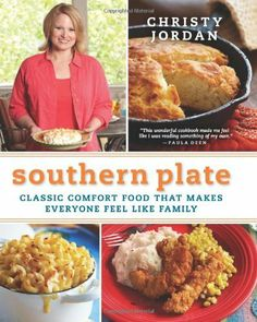 Now 56% off cover price! $12.99! Southern Plate: Classic Comfort Food That Makes Everyone Feel Like Family by Christy Jordan, http://www.amazon.com/gp/product/0061991015/ref=cm_sw_r_pi_alp_wd9Xqb13G7KSR
