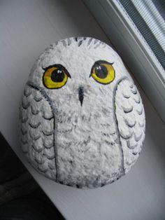 snowy owl art | Snowy Owl by ~omega85 on deviantART