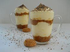 Ínycsiklandó poharas desszert, mennyei kávés mascarpone krém, hűsítő finomság! - Ketkes.com