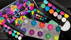 Urban Decay Electric Palette Dupe - Beauty Blunders and Other Wonders