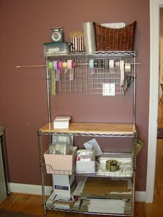 packing station- I have a corner where this would work.