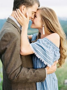 How to Look Natural at Your Engagement Session