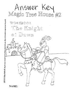 Workbooks for Readers: Magic Treehouse #1 Dinosaurs Before