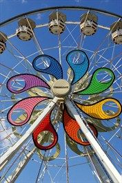 #ridecolorfully Hershey Park, Pennsylvania... The sweetest place on Earth