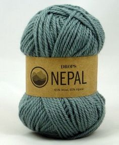 włóczka Drops NEPAL 7139