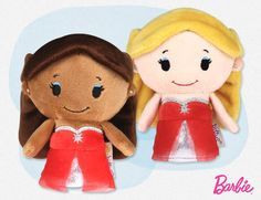Barbie™ itty bittys®