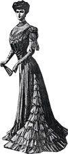 Clothes Antichi- Collection 1900-1910