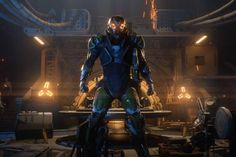 Watch the first gameplay footage for Anthem the next title from the creators of Mass Effect Latest Video Games, Video Game News, News Games, Xbox One, Ps4, Playstation, Anthem Gameplay, Xbox Exclusives, Electronic Arts