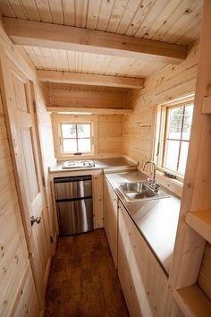Colorado Fencl | Tumbleweed Tiny House Company