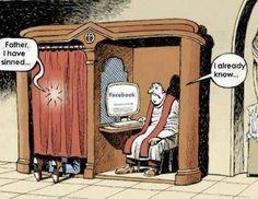 Confessions of a Facebook user!  :-)  #facebook #socialmedia