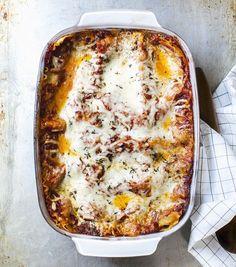 The Best Veggie Lasagna