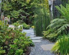 Great ideas for modern asian garden