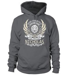 # NICHOLAS THE GOOD THING ABOUT NICHOLAS IS THAT ITS TRUE .  NICHOLAS THE GOOD THING ABOUT NICHOLAS IS THAT ITS TRUE  A GIFT FOR THE SPECIAL PERSON  It's a unique tshirt, with a special name!   HOW TO ORDER:  1. Select the style and color you want:  2. Click Reserve it now  3. Select size and quantity  4. Enter shipping and billing information  5. Done! Simple as that!  TIPS: Buy 2 or more to save shipping cost!   This is printable if you purchase only one piece. so dont worry, you will get…