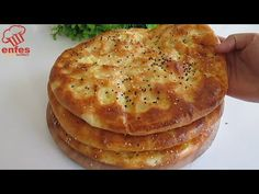 Jemné a chutné DOKONALÉ ❗ Zvládne to každý, kdo má doma brambor. - YouTube Turkish Recipes, Greek Recipes, Indian Food Recipes, Fun Recipes, Tea Loaf, Pan Relleno, Best Bread Recipe, Potato Cakes, Bread Machine Recipes