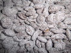 Jazzy Allergy Recipes: Egg Free, Dairy Free, Nut Free Sunbutter Puppy Chow (Muddy Buddies)