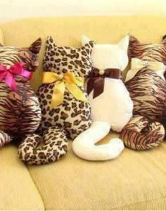 cojines gatitos