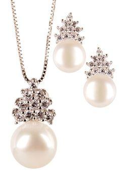 Diamonds AND Pearls!!!  LOVE!