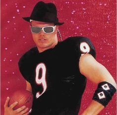 Image detail for -Jim McMahon: Tied for 6th in career rushing touchdowns