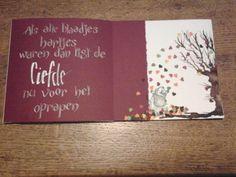 "mix stempel kalligrafie ""herfst"""