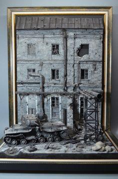 Диорамы и виньетки: Сталинградский рубеж, фото #1