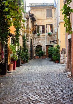 Mis Lutier: Trastevere, el barrio más genuino y turístico de Roma