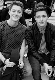 Image result for ethan and grayson