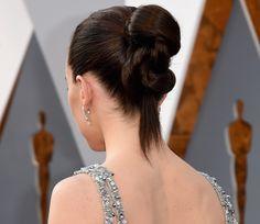 Daisy Ridley Oscars Hair