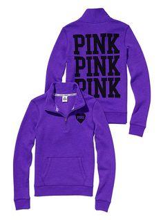 Hoodies and Sweatshirts - PINK ($50) ❤ liked on Polyvore ...
