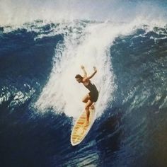 One of my hero's growing up dreaming of surfing .even before we moved to Hawaii in photo from phone picture from Leroy Grannis thanks to Mark and Grannis for inspiring me. Moving To Hawaii, Stoner Art, Inspire Me, My Hero, Lightning, Growing Up, Surfing, Thankful, Waves